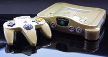 Lindo N64 personalizado com temas de Legend of Zelda, criado por Zoki64
