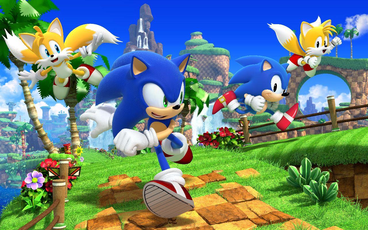 Por favor, alguém tire o Sonic do fundo do poço!