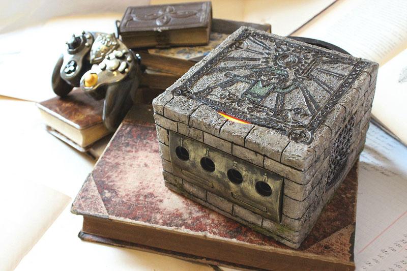 Sobre consoles personalizados
