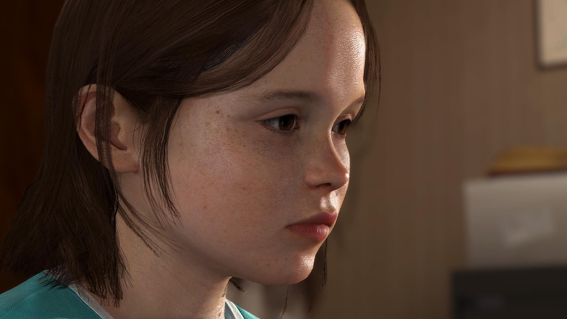A jovem (e perturbada) Jodie