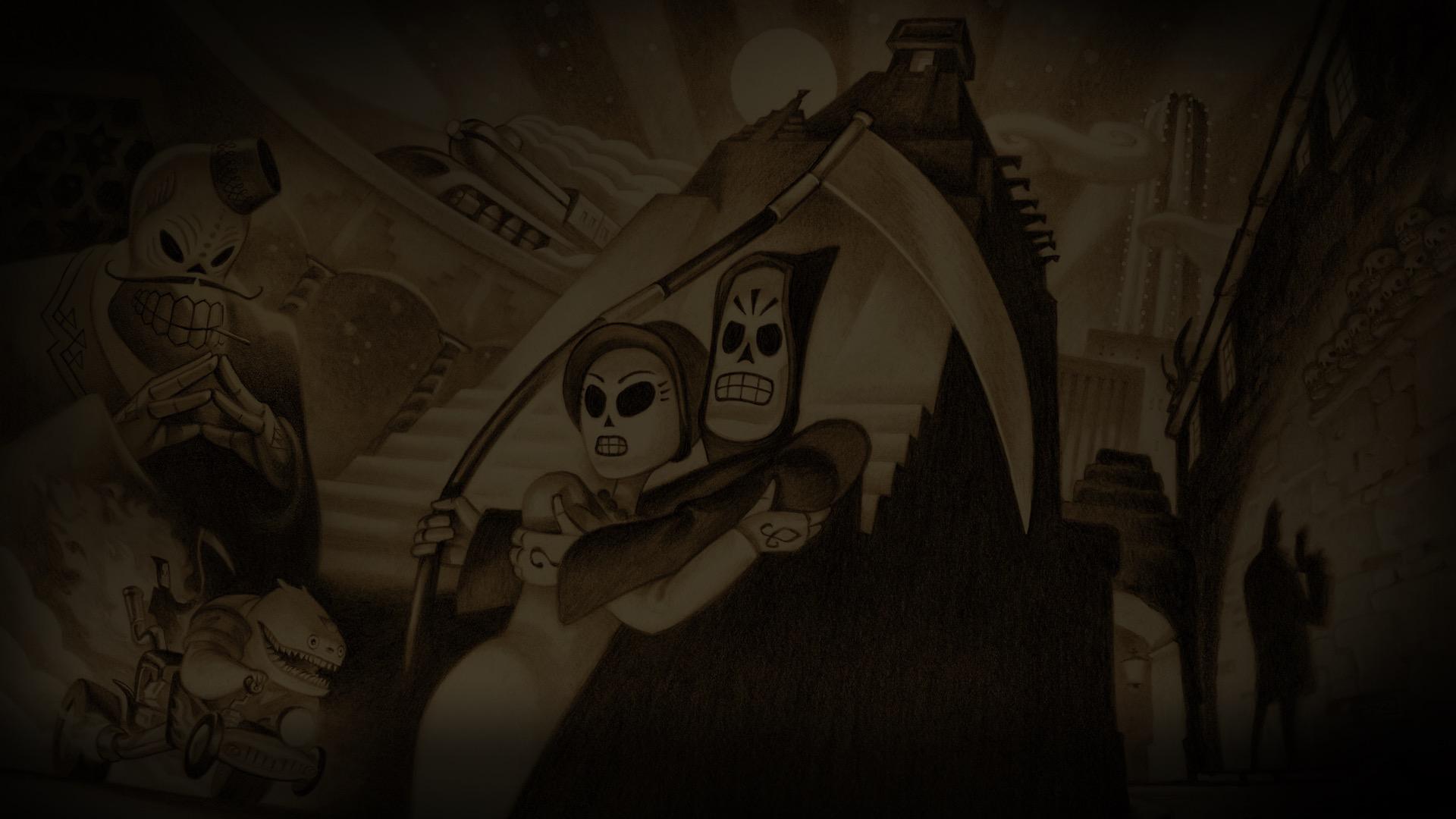 Grim Fandango Remastered é idêntico ao original, e isso é ótimo!