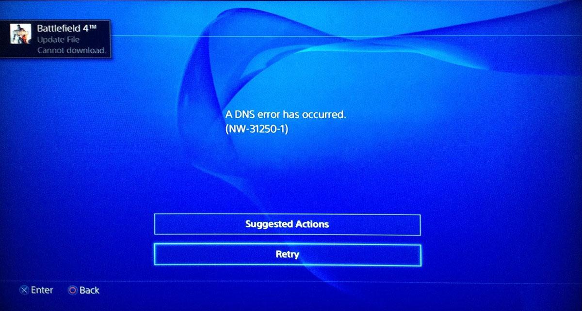Consertando erro de DNS no PS4, na base da gambiarra – PLAY