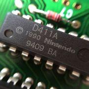 Circuito de desbloqueio Checking Integrated Circuit (CIC)