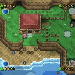 Four Swords Adventures – Gamecube, 2004