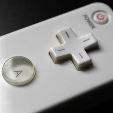 Detalhe do Wii Remote paralelo
