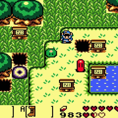 Link's Awakening – Game Boy, 1993/Game Boy Color, 1998