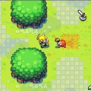 The Minish Cap – Game Boy Advance, 2004