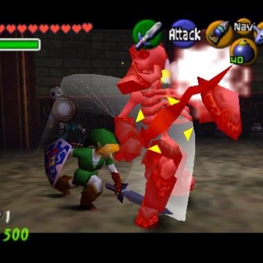 Ocarina of Time – Nintendo 64, 1998