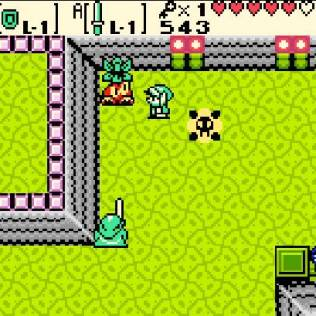 Oracle of Seasons/Oracle of Ages – Game Boy Color, 2001