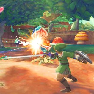 Skyward Sword – Wii, 2011