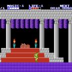 Zelda II: The Adventure of Link – NES, 1987