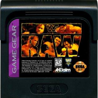 WWFRaw-GameGear
