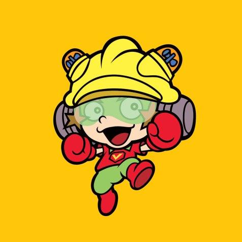 9-Volt (WarioWare), um super fã da Nintendo