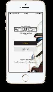 Battlefront-Companion-App