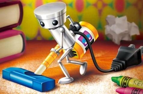 Chibi-Robo (Chibi-Robo!) já ganhou até um amiibo, poderia entrar para o jogo