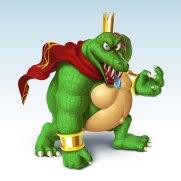 King K. Rool, embora pertença à Rare, seria uma boa no time dos peso-pesados
