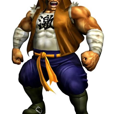 Samurai Goroh (F-Zero), o arqui-inimigo do Captain Falcon