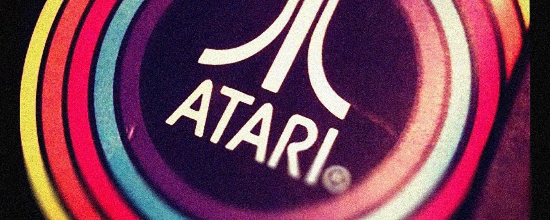 A história por trás do logo da Atari