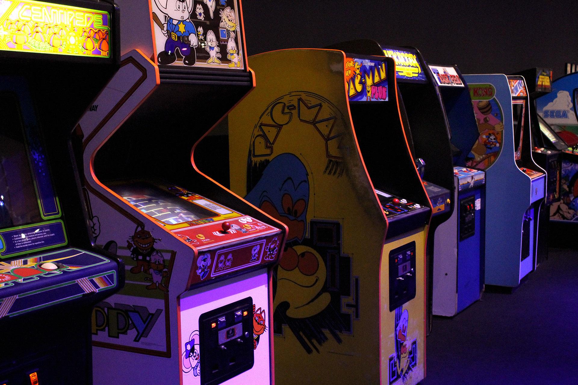 """Uma visão geral da exposição """"A Era dos Games"""""""