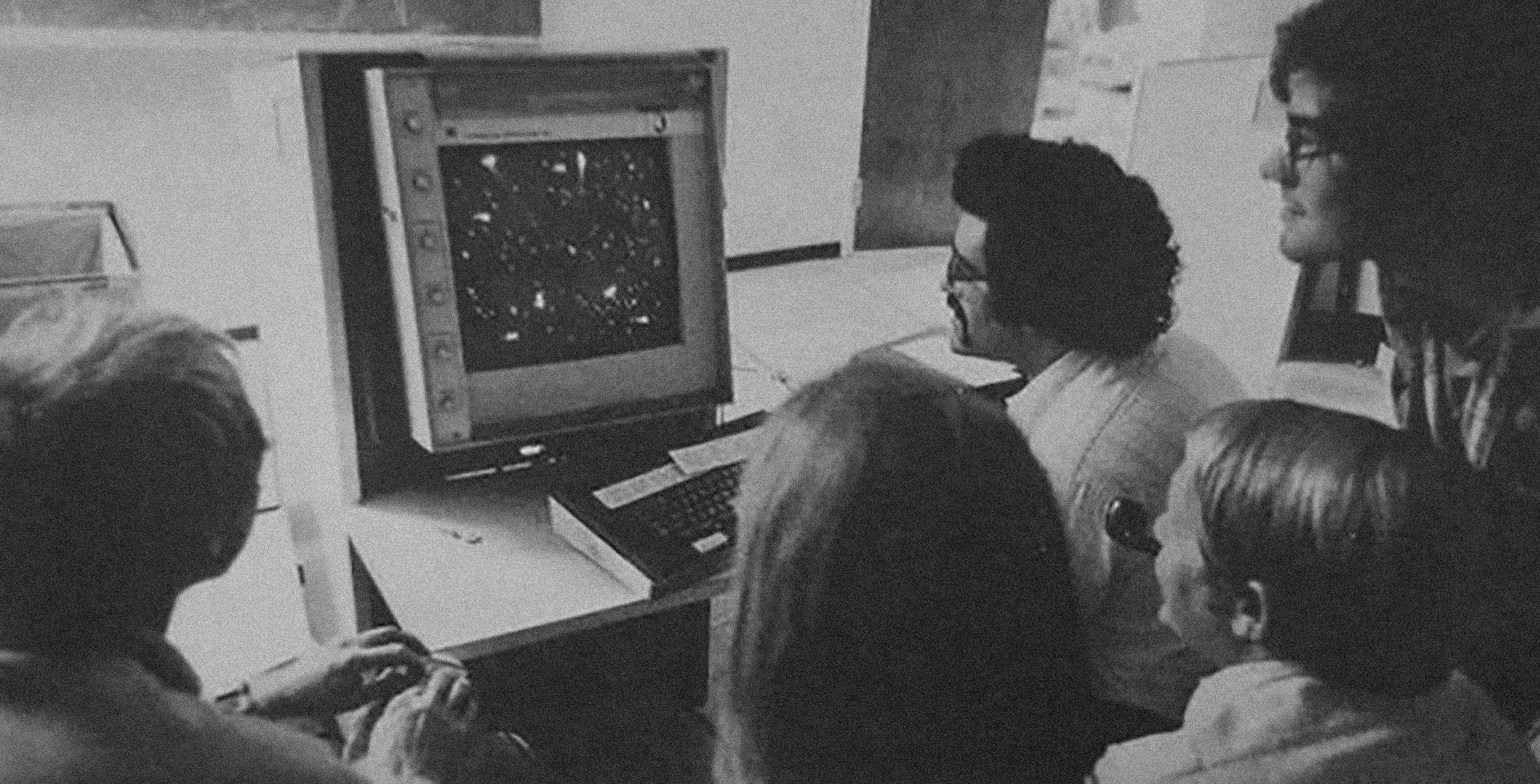 Hoje faz 45 anos do primeiro campeonato de video game!
