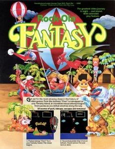 Fantasy Arcade Game