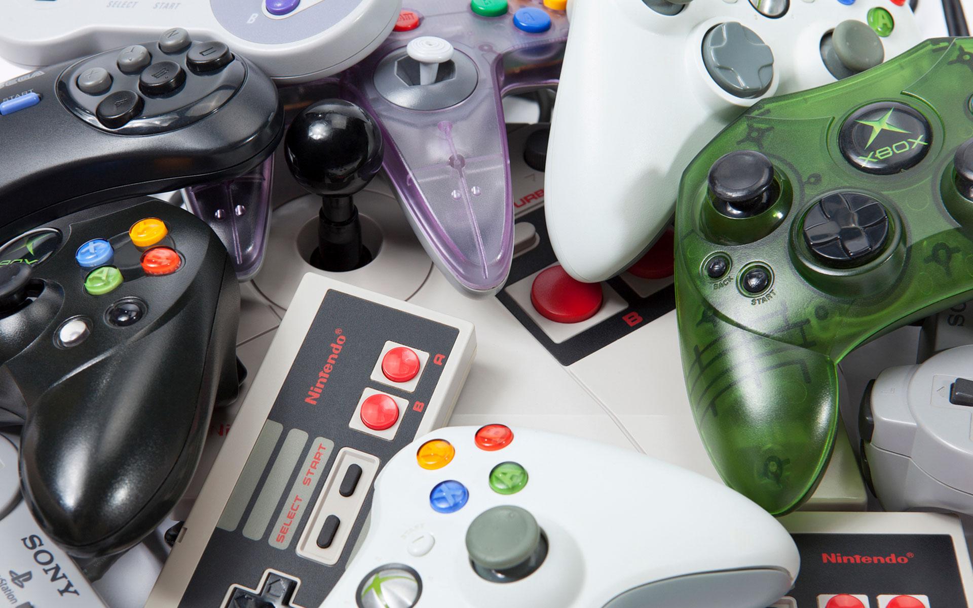 A evolução do gamer ao longo da história