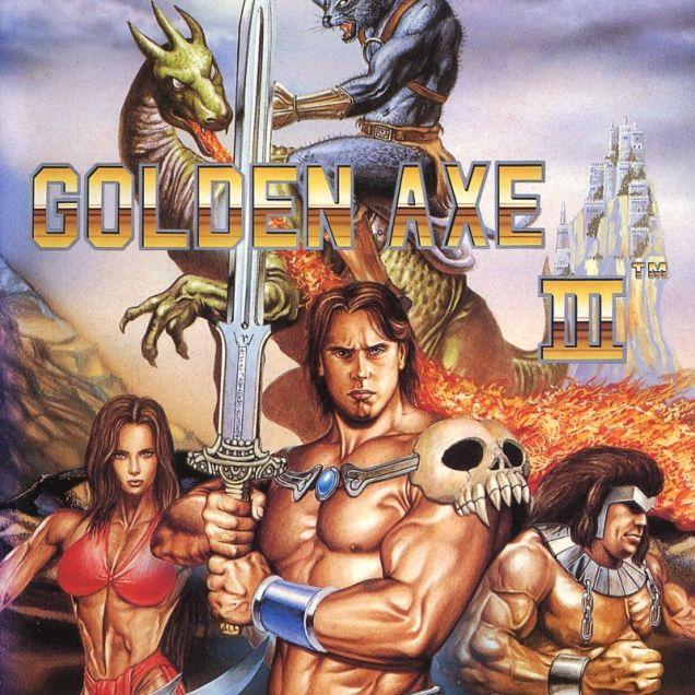 Golden Axe III 1993