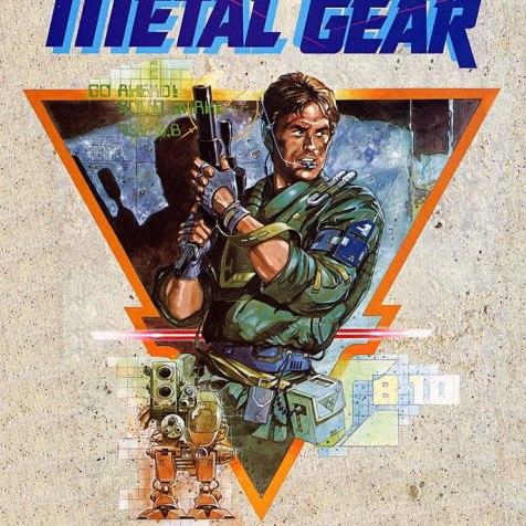 Metal Gear MSX
