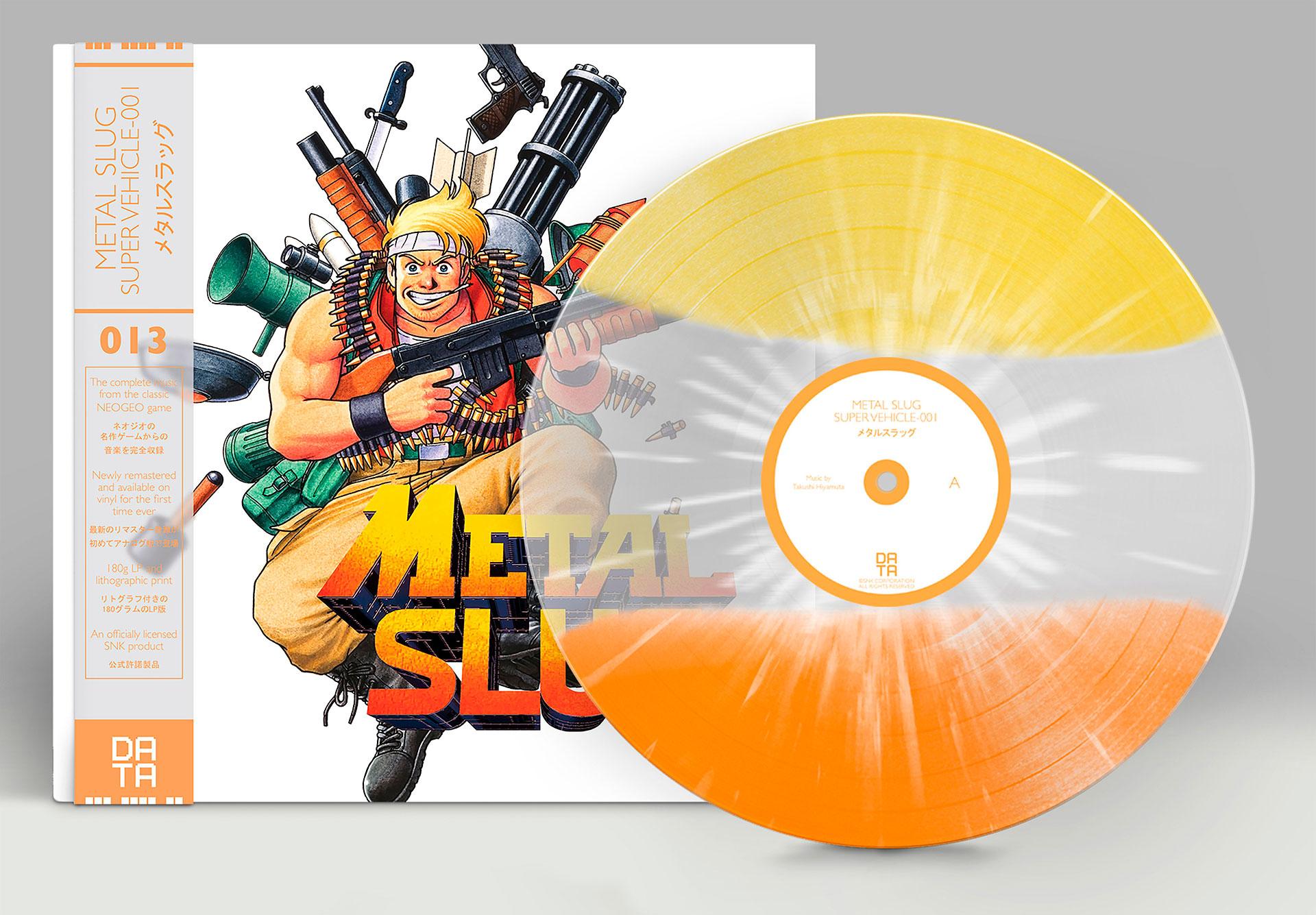 Metal-Slug-Vinil