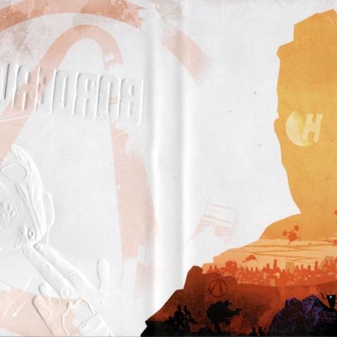 Borderlands Alternative Cover