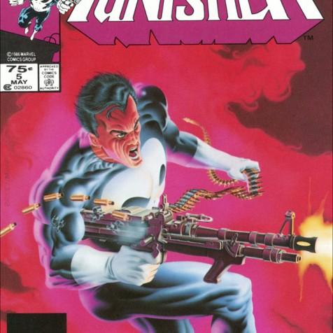 Punisher Mike Zeck 1985