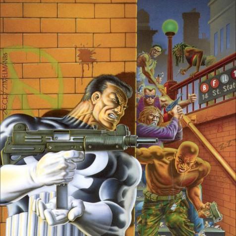 Punisher Mike Zeck 85
