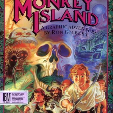 Secret of Monkey Island 1990