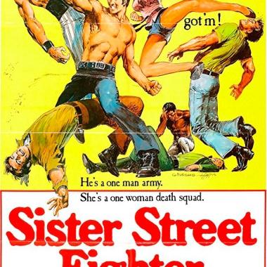 Sister Street Fighter 1974